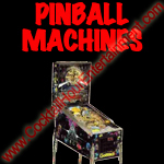 florida cocktail hour entertainment pinball machines