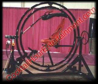 gyroscope party rental